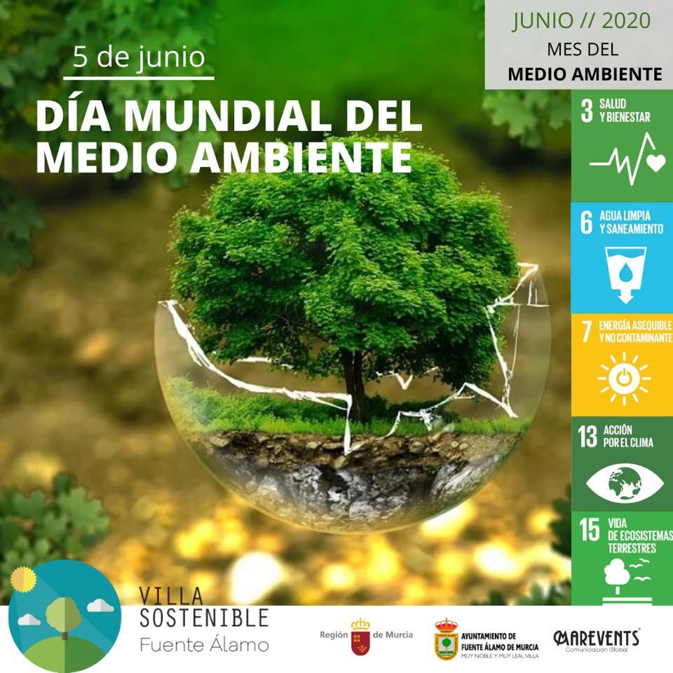 DÍA MUNDIAL DEL MEDIO AMBIENTE - 5 JUNIO